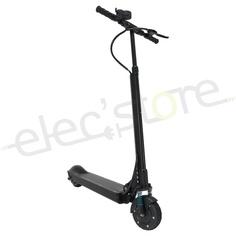 L'Egret One, trottinette électrique haut-de-gamme sur-équipée. /// Egret One electric scooter, well equiped and performant.