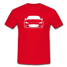 Get your JDM tee // Procure-toi le t-shirt ;) ★ FastLane Tees store https://shop.spreadshirt.fr/fastlanetees ★ JDM Car eyes Miata ND | T-shirts JDM - Men's T-Shirt
