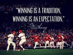 In St. Louis winning is expected . at least in baseball, it is. I love that STL is a baseball town. I love that the Cardinals are once again in the World Series! St Louis Baseball, St Louis Cardinals Baseball, Stl Cardinals, Cardinals Players, Mlb Teams, Sports Teams, Ad Sports, Tampa Bay Rays, Kansas City Royals