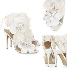 How great would these Valentino's look under the dress in blush?  Too bad they're a cool $1250.
