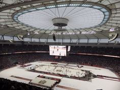 "Heritage Classic 2014 BC Place Adhesive Wall Graphic (24""x36"")"