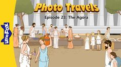 Photo Travels 23: The Agora   Level 4   By Little Fox
