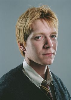 I got Fred Weasley! Which Harry Potter Character Are You?