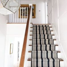 We've rounded up our favorite stair runners on the blog today! You can get this…