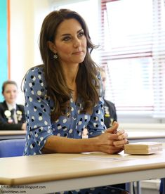 Duchess Kate: William and Kate 'Go Back to School' as Part of Heads Together…