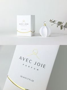 AVEC JOIE Fragrance (Student Project) on Packaging of the World - Creative Package Design Gallery