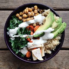 20 Wholesome Buddha Bowls to Nourish Your Body