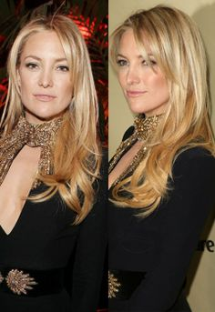Get Kate Hudson's Hair At The Globes