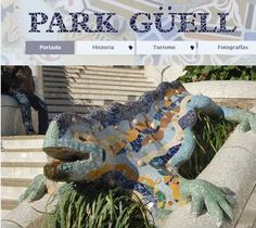 Park Güell website