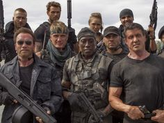 boom reviews - The Expendables 3 Out now in UK cinemas.