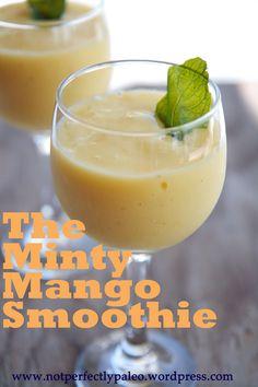 Lime Mint Mango Smoothie 4 copy