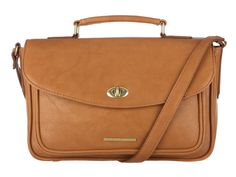 Cultured 'Amber' Small Oak Satchel   Pure Luxuries