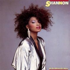 Shannon - Do You Wanna Get Away GER 1985 Lp nm more mint
