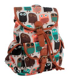 Promotional Animal Design Backpack With Owl, View Backpack With Owl, S-leya Product Details from Yiwu Leya Case & Bag Factory on Alibaba.com