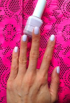 """neeed this shade. duri cosmetics' """"trust your instincts."""" an amazing, chalky lilac."""