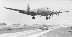 The Mysterious Lake Michigan Triangle Cargo Aircraft, Ww2 Aircraft, Military Aircraft, Aviation Image, Civil Aviation, Douglas Dc 4, Douglas Aircraft, F4 Phantom, Old Planes