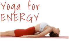 10 Yoga Poses for Energy