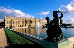 the Palace of Versailles...been there, done that. too bad the weather wasn't this nice.