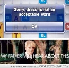 Poor Draco