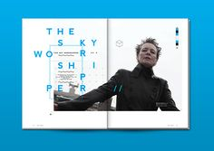 As If Magazine Issue 5 // Laurie Anderson Feature on Behance