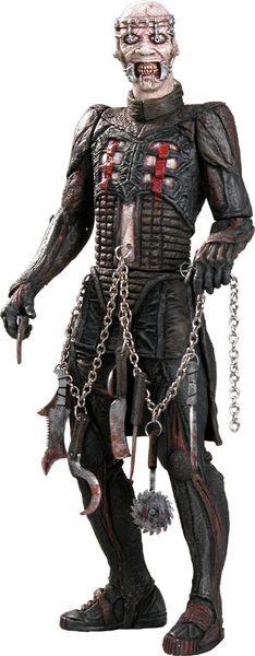 horror movie action figures | Hellraiser: Surgeon Action Figure