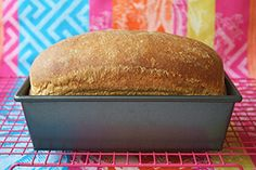 Quick & Easy Sprouted Wheat Bread - Jenny Can Cook