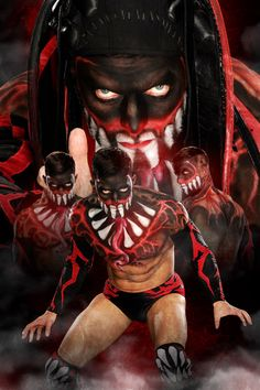 Finn Balor by KingJames7388