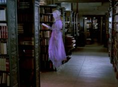 The Library Ghost (aka The Grey Lady, Gray Lady, Librarian Ghost) was the ghost of librarian Eleanor Twitty...
