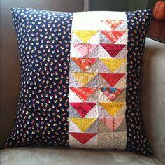Pillow friend is done  by Fresh Lemons : Faith, via Flickr