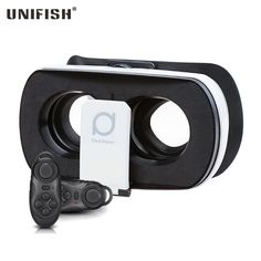 Find More 3D Glasses/ Virtual Reality Glasses Information about Deepoon V3 3D VR Glasses Virtual Reality Headset Immersive IMAX Private Theater  for 3.5   6.0 inch Smartphone + Gamepad 1.0,High Quality glasses jewelry,China glasses lense Suppliers, Cheap smartphone htc from UNIFISH Store on Aliexpress.com
