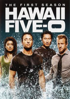 Hawaii Five O  New Series.  Nice Job and enjoyable, but Jack Lord will always be Steve McGarrett