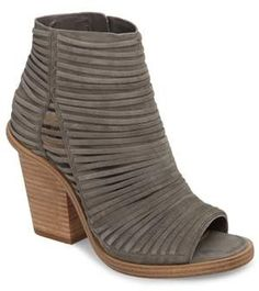 online shopping for Vince Camuto Feteena Bootie (Women) from top store. See new offer for Vince Camuto Feteena Bootie (Women) Special Occasion Shoes, Shoe Deals, Designer Boots, Leather Ankle Boots, Vince Camuto, Bootie Boots, Nordstrom, Booty, My Style
