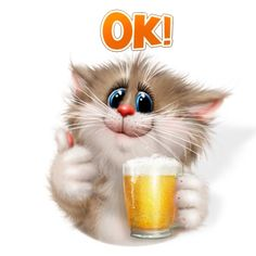 Комментарии к теме Kitten Cartoon, Cartoon Art, Cute Cartoon, Kitten Images, Positive Art, Valentines Day Photos, Cat Design, Good Morning Quotes, Fantasy Creatures