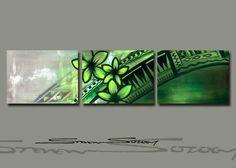 Steven sotogi Polynesian Art, Polynesian Designs, Polynesian Culture, Tiki Art, Vintage Tiki, Jr Art, Hawaiian Art, Maori Art, Diy Canvas Art