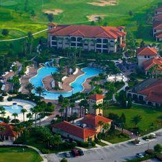 Orange Lake Country Club, Orlando, FL - USA