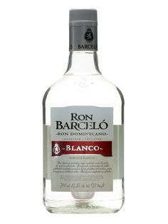 Dominican Republic producers Ron Barceló's white rum is aromatic and full of flavour.  Perfect as a base for a variety of cocktails including a Mojito.