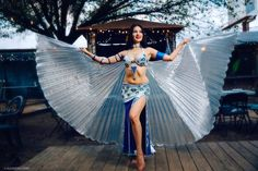 Egyptian Professional Belly dance Costume Sexy Custom-made bellydance Dress