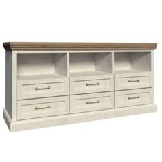 TV Table Entertainment Stand Country Style Cabinet Storage Drawers Shelves Home Base Cabinets, Storage Cabinets, Storage Drawers, Shabby Chic Pink, Shabby Chic Tv Unit, Oak Corner Tv Unit, Tv Bank, Buy Tv Stand, Drawer Shelves