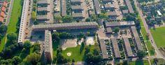 Impressie van de wijk Hengelo's Geluk