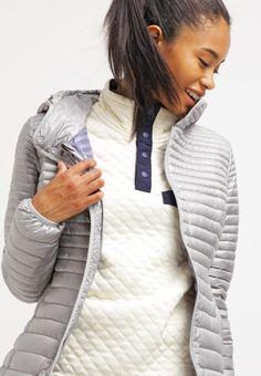 Dames Patagonia FIONA - Gewatteerde jas - drifter grey Lichtgrijs: € 399,95 Bij Zalando (op 10-10-16). Gratis bezorging & retournering, snelle levering en veilig betalen!