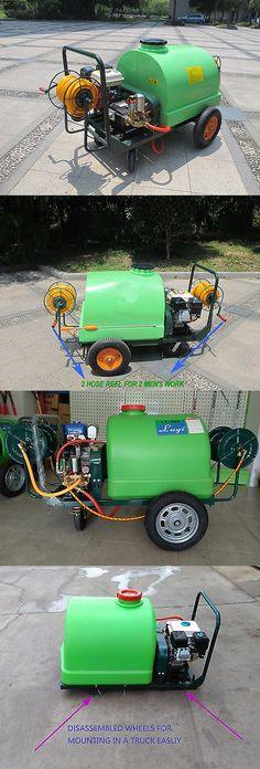 Garden Sprayers 178984: 80 Gallon Sprayer System Gas Power Full Set Spray Kit Garden Pesticide Sprayer -> BUY IT NOW ONLY: $1586 on eBay!