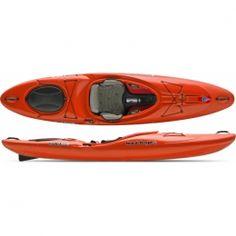 Whitewater Kayak option.
