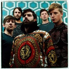 Foals  ...you dont have my number.....