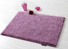 Rectangle Superfine Fibre Purple Bathroom Rug Bath Mats DA6143-6-Wholesale Faucet