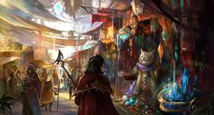 merchant street by sandara