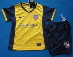 529e0a67feaf4 Atlético de Madrid Kit Infantil 2013 2014 Segunda Equipación  047  - €16.87    Camisetas de futbol baratas online!