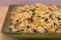 orzo with lemon and rosemary http://www.eat-yourself-skinny.com/2011 ...