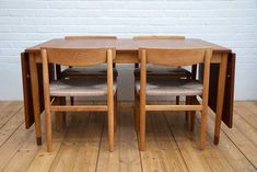 Borge Mogensen Oresund dining table - model 175