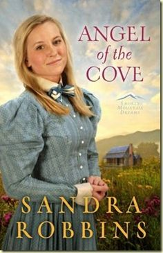 Angel of the Cove by Sandra Robbins    3.5 Stars