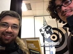 Gerardo Adinolfi e Stefano Taglione, Ci scusiamo per il disagio #face4books #piulibri15 #nonchiamatelasoloeditrice